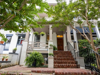 Townhouse for sales at Mount Pleasant 1651 Newton Street Nw Washington, District Of Columbia 20010 United States