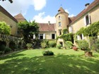 Single Family Home for  sales at For sale château 15th century Lot Street Salviac, Lot 46340 France