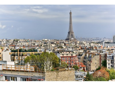Apartamento for sales at Penthouse with an unique panoramic view - Auteuil   Paris, Paris 75016 Francia