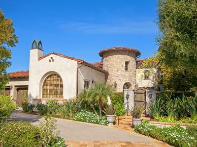 Casa Unifamiliar for sales at 18670 Via Varese  Rancho Santa Fe, California 92091 Estados Unidos