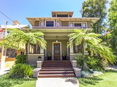 Casa para uma família for sales at 3315 Second Avenue  San Diego, Califórnia 92103 Estados Unidos