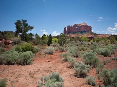 土地 for sales at Gorgeous Sedona Parcel 50 N Primrose Sedona, アリゾナ 86336 アメリカ合衆国