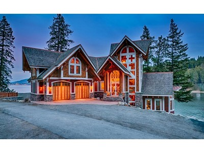 Villa for sales at The  Jewel of Lake Coeur d'Alene 3710 S WESTWAY DR Coeur D Alene, Idaho 83814 Stati Uniti