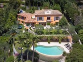 Maison unifamiliale for sales at Neo Classic Property with amazing  bay views  Cannes,  06400 France