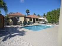 Vivienda unifamiliar for sales at Las Campeonas villa Malmok, Aruba Aruba