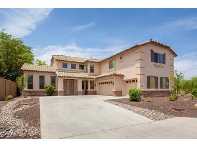 단독 가정 주택 for sales at Gorgeous Mountainside Community - Stonebridge @ Dynamite Mountain Ranch 29614 N 21st Drive Phoenix, 아리조나 85085 미국