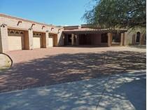 Single Family Home for sales at A Collectors Dream Home 2341 Balderrain Ln   Tubac, Arizona 85646 United States