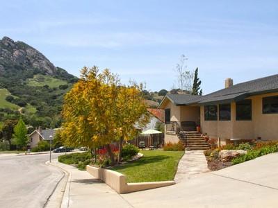 Maison unifamiliale for sales at Ferrini Heights Single Level Home with Bishop Peak Views 320 Mira Sol San Luis Obispo, Californie 93405 États-Unis