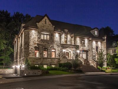 Villa for sales at Spectacular residence 9 Rue de l'Orée-du-Bois E. Verdun Ile Des Soeurs, Quebec H3E2A2 Canada