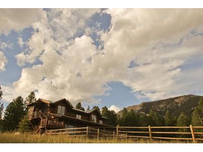 Vivienda unifamiliar for sales at Equestrian Utopia 298 Ridge Fork Road  Big Sky, Montana 59716 Estados Unidos
