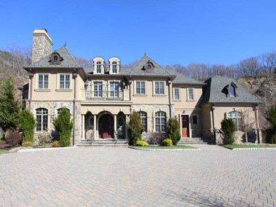 Nhà ở một gia đình for sales at Palatial Colonial 14 Quarry Mountain Lane Montville, New Jersey 07045 Hoa Kỳ