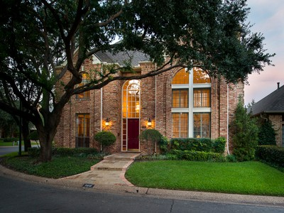 Single Family Home for sales at Waterford on the Park 7215 Helsem Bend Dallas, Texas 75230 United States