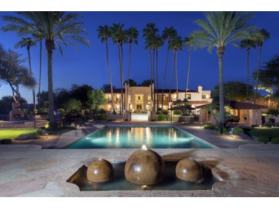 Moradia for sales at Equestrian Luxury Living on 12 Glorious Acres Representing Oasis Ranch 10015 E Happy Valley Rd  Scottsdale, Arizona 85255 Estados Unidos