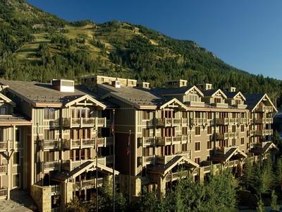 Anteiliges Eigentum for sales at Four Seasons 1/7th Fractional 7680 Granite Loop Road Unit #552 Teton Village, Wyoming 83025 Vereinigte Staaten