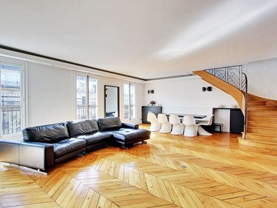 Duplex for sales at Penthouse fully renovated by famous architect - Victor Hugo / Etoile  Paris, Paris 75116 Francia