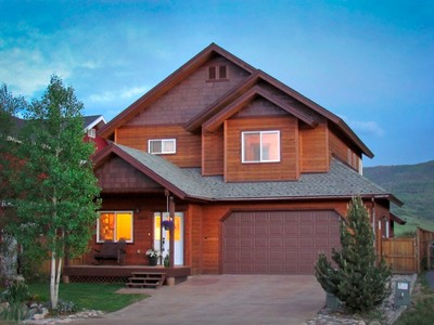 Single Family Home for sales at West End Village Home 2805 Abbey Rd  Steamboat Springs, Colorado 80487 United States
