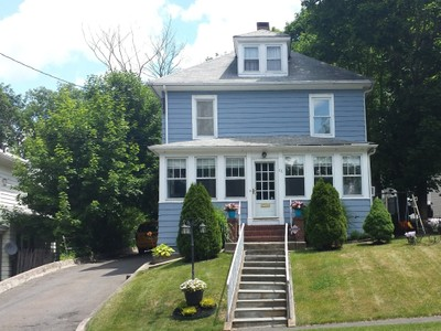 Single Family Home for sales at Comfortable and Convenient 61 Jefferson Ave  Danbury, Connecticut 06810 United States