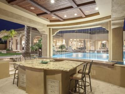 Vivienda unifamiliar for sales at Entertainer's Dream in Cactus Acres 9780 E Gary Rd Scottsdale, Arizona 85260 Estados Unidos