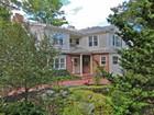 Vivienda unifamiliar for  sales at Exquisite English Style Colonial 15 Agawam Road Winchester, Massachusetts 01890 Estados Unidos