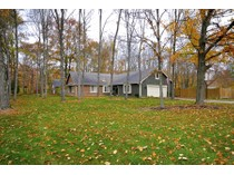 Single Family Home for sales at Custom Ranch Home 10926 Ridge Court   Indianapolis, Indiana 46256 United States