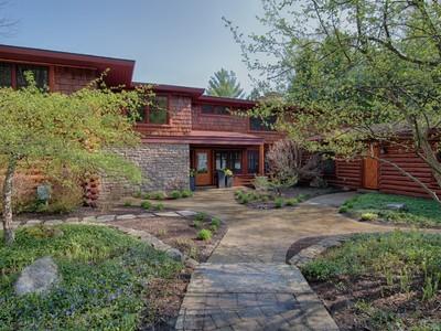 独户住宅 for sales at Bear Lake Lodge 03595 M-75 North Walloon Lake, 密歇根州 49796 美国