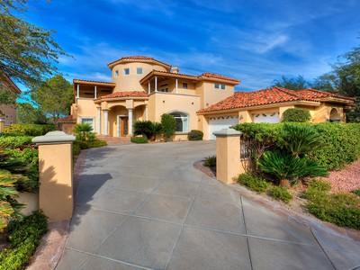 Casa para uma família for sales at 18 Via Tiberius  Henderson, Nevada 89011 Estados Unidos