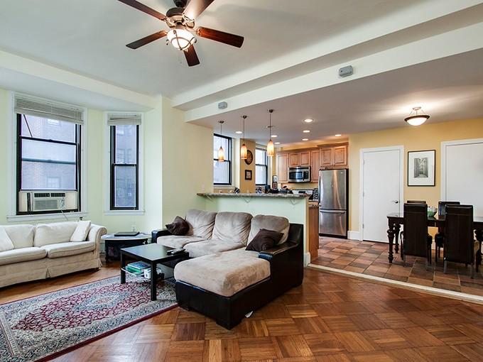 Condominium for sales at The Lenox 250 S. 13th St. - Unit 7D Philadelphia, Pennsylvania 19107 United States