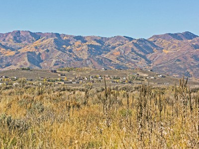 Land for sales at Open Space Views 2265 Saddlehorn Dr  Park City, Utah 84098 United States