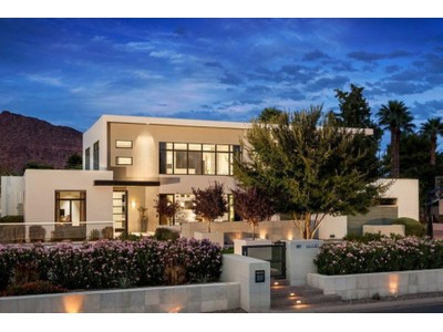 Moradia for sales at Classic Contemporary with Camelback Mountain Views in the Heart of Arcadia 5914 E Lafayette Blvd Phoenix, Arizona 85018 Estados Unidos
