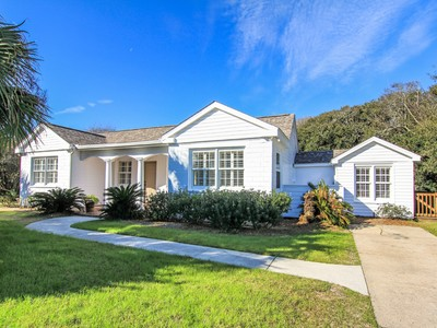 Single Family Home for sales at 4135 S Fletcher 4135 S. Fletcher Ave  Amelia Island, Florida 32034 United States