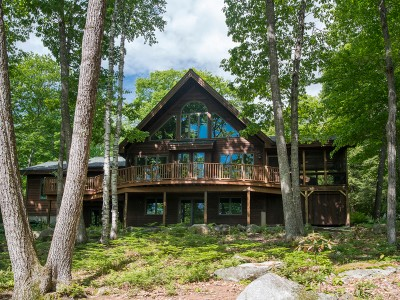 Single Family Home for sales at 19 Diller Line Road  Chesterville, Maine 04938 United States