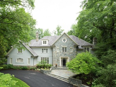 Single Family Home for sales at Bethesda 7107 Arrowood Rd Bethesda, Maryland 20817 United States