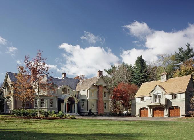 Nhà ở một gia đình for sales at Exquisite Queen Ann Style Weston Estate 179 Newton Street Weston, Massachusetts 02493 Hoa Kỳ