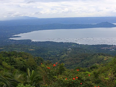 Land for sales at 6 Hectare Lot Overlooking the Serene Lake Taal Tagaytay-Calamba Road Tagaytay City, Luzon 4120 Philippines
