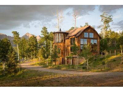 一戸建て for sales at H Bar H Ranch 1422 Wagner Way H Bar H Ranch West Meadows Telluride, コロラド 81435 アメリカ合衆国