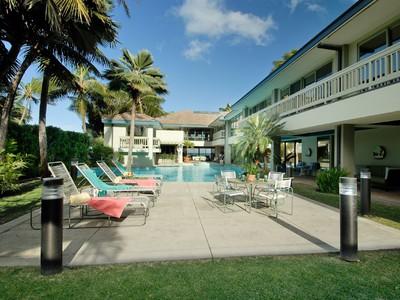 Single Family Home for sales at Kailua Ocean Front Estate 572 C N Kalaheo Ave Kailua, Hawaii HI United States