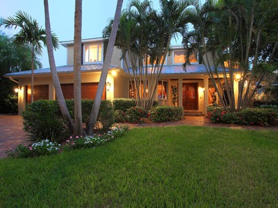 Single Family Home for sales at RIEGELS LANDING 5827  Riegels Harbor Rd   Sarasota, Florida 34242 United States