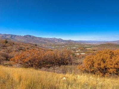 Terrain for sales at Estate Lot - Great Views 3635 Sun Ridge Dr Park City, Utah 84060 États-Unis
