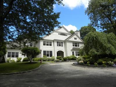 Vivienda unifamiliar for sales at Country Splendor 20 Barry Court  Katonah, Nueva York 10536 Estados Unidos