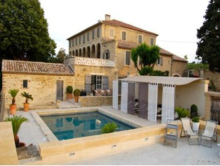 Land for sales at UZES, PRESTIGIOUS FARMHOUSE  Uzes, Languedoc-Roussillon 30330 France