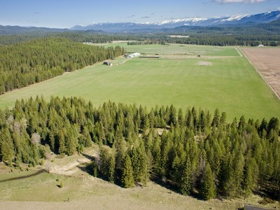 Terrain for sales at 20 Acres Bordering State Land 567 Twin Bridges Road Whitefish, Montana 59937 États-Unis