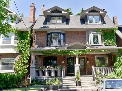 Single Family Home for sales at Delightful Davisville 110 Millwood Road Toronto, Ontario M4S1J7 Canada