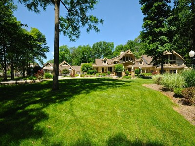 Single Family Home for sales at Incredible Estate on Over 100 Acres 7258 N State Road 39 Lizton, Indiana 46149 United States