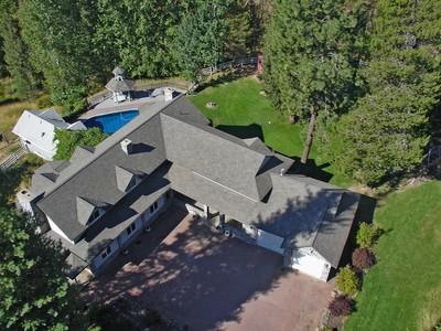 Casa Unifamiliar for sales at Piece of Paradise 11618 W. Rockford Bay Rd. Coeur D Alene, Idaho 83814 Estados Unidos