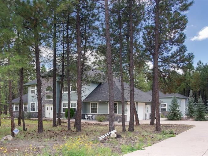 Single Family Home for sales at Westwood Estates Custom Home 3536 W Kiltie LOOP Flagstaff, Arizona 86001 United States