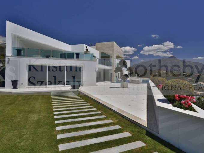 Single Family Home for sales at A truly spectacular contemporary property with exceptional qualities benahavis  Marbella, Andalucia 29679 Spain