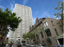 Mietervereinswohnung for sales at Montréal 1455 Rue Sherbrooke O., apt. 1907   Montreal, Quebec H3G1L2 Kanada