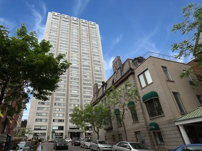 코압 for sales at Montréal 1455 Rue Sherbrooke O., apt. 1907 Montreal, 퀘벡주 H3G1L2 캐나다