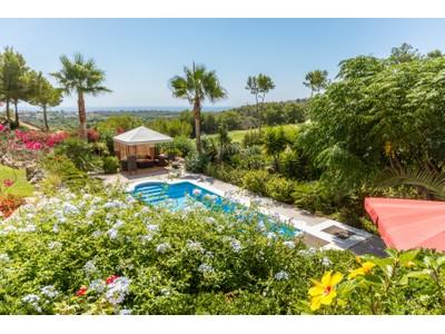 Casa para uma família for sales at Elegant villa with sea views in Bendinat  Bendinat, Palma De Maiorca 07181 Espanha