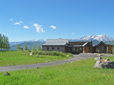 Other Residential for sales at Fox Run Meadows 519 Fox Run Drive Carbondale, Colorado 81623 United States